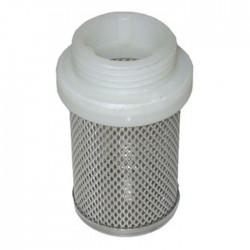 Kompakt filter met verval