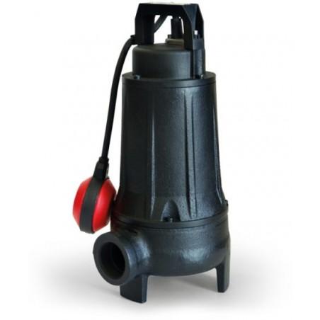 Handwaterpomp met wandflens